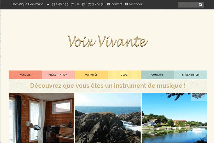 Voix vivante (v3)