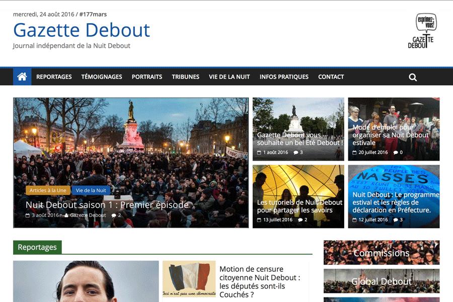 Gazette Debout v3