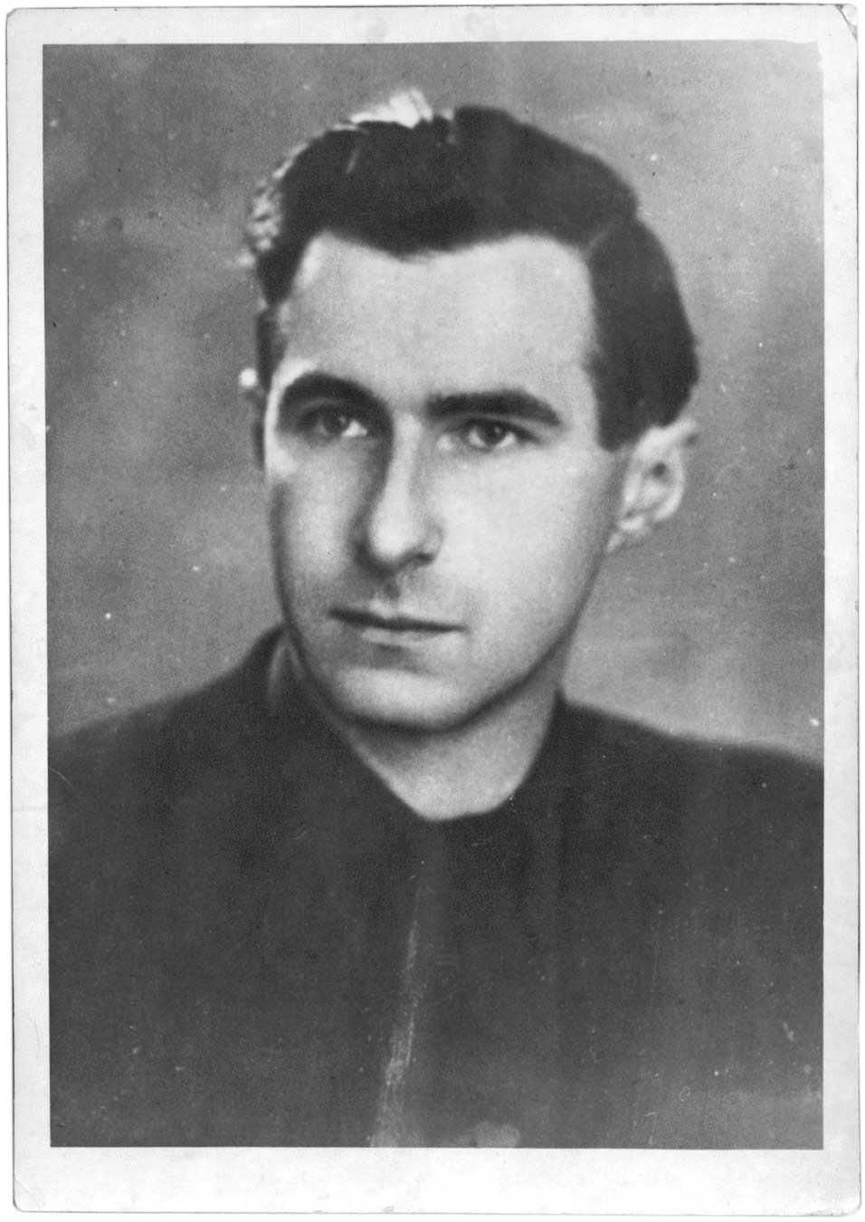 Zbigniew Kunigiel, okolo 1941