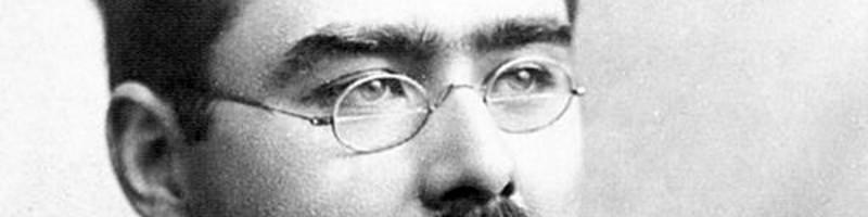 Kipling: The first victim...